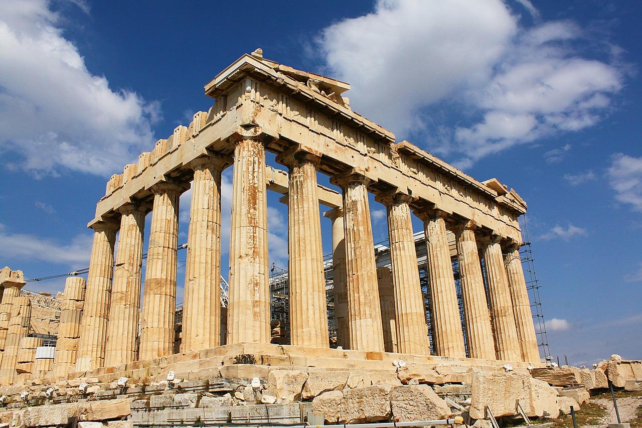 Bezienswaardigheden in Griekenland