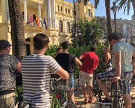 Fietstour in Malaga