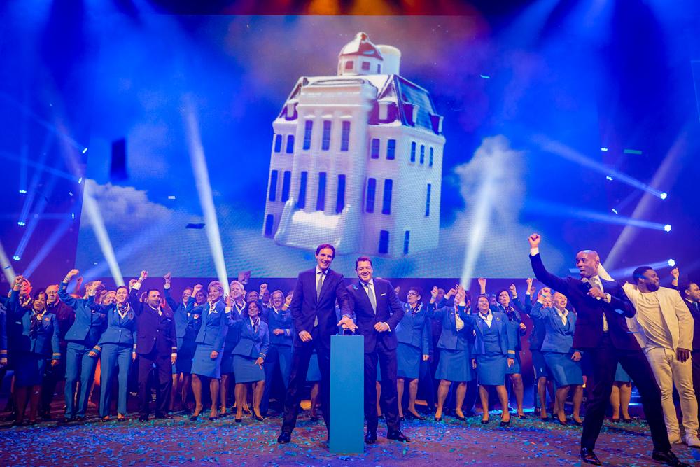 KLM huisje nummer 100 is Paleis ten Bosch