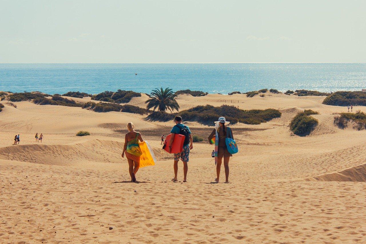 Spanje eind juni weer open voor toeristen