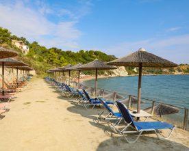 Griekse stranden weer open