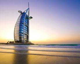 Het wordt heet in de Emiraten