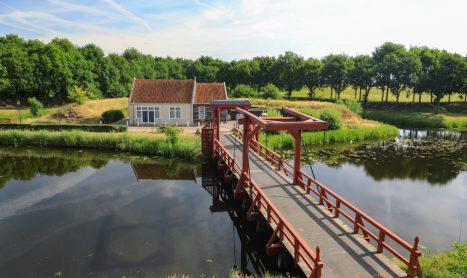 Nederlanders blijven in de buurt