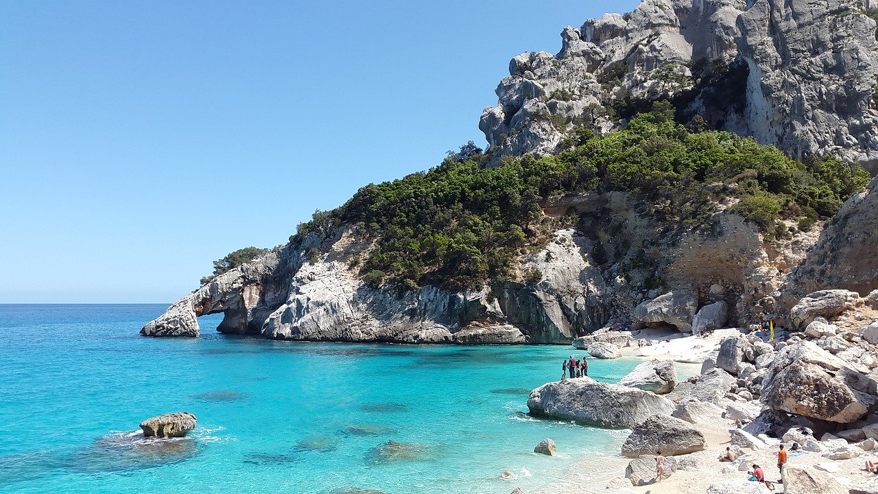 Het paradijselijke Sardinië