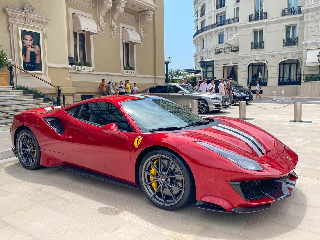 Monaco tijdens de coronacrisis