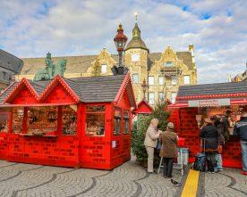 Kerstmarkten in Düsseldorf mogen doorgaan