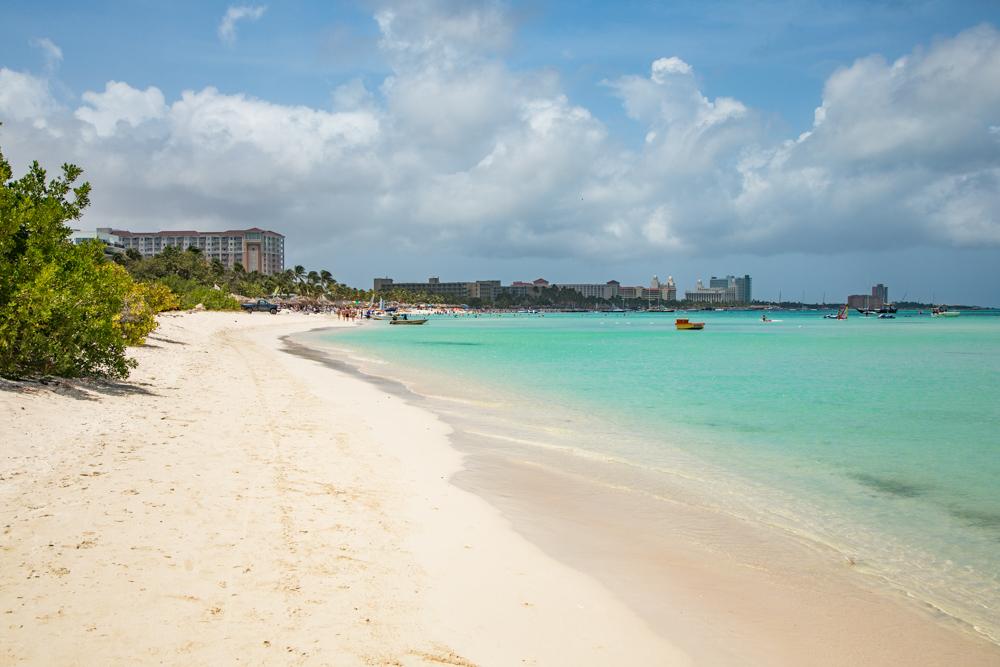 We mogen weer naar Aruba