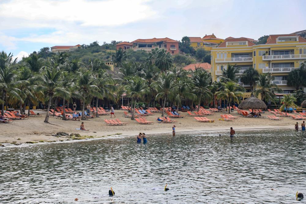 Negatief reisadvies vakanties Curaçao