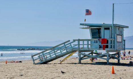 California en Florida startpagina's vernieuwd