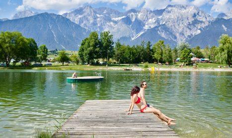Ontspannen genieten van de vrijheid in Innsbruck