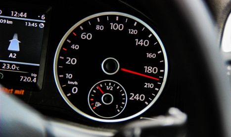 Snelheidsboetes in Duitsland flink duurder